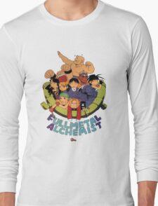 Retro Full Metal Alchemist T-Shirt