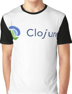 clojure lisp programming language Graphic T-Shirt