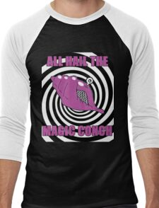 All Hail The Magic Conch Men's Baseball ¾ T-Shirt
