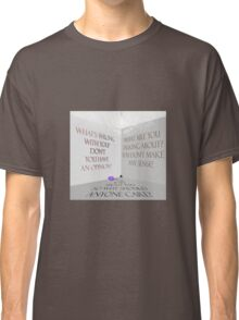 Shut your trap edicts Classic T-Shirt