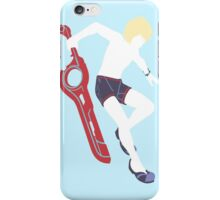 Beach Shulk Vector iPhone Case/Skin
