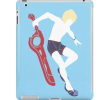 Beach Shulk Vector iPad Case/Skin