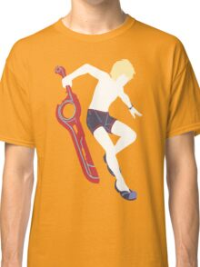 Beach Shulk Vector Classic T-Shirt