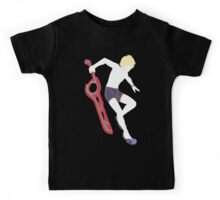 Beach Shulk Vector Kids Tee