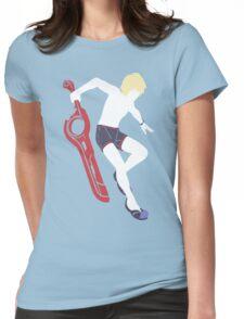 Beach Shulk Vector Womens Fitted T-Shirt