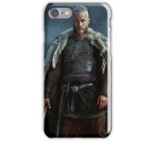 Lothbrok raven war iPhone Case/Skin