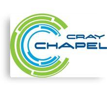 cray chapel programming language Canvas Print