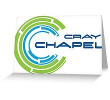 cray chapel programming language Greeting Card