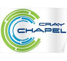 cray chapel programming language Poster