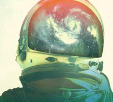 God is an astronaut Sticker