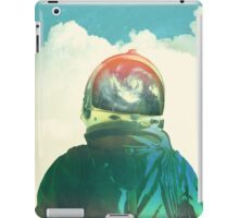 God is an astronaut iPad Case/Skin