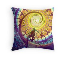 Rise to the call Throw Pillow