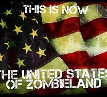 The United States of Zombieland by tashadoesthings