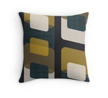 MCM Roller Throw Pillow