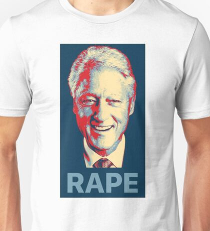 Bill Clinton Unisex T-Shirt