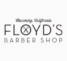 Floyd's Barber Shop - Sons of Anarchy, Charming CA by BenFraternale