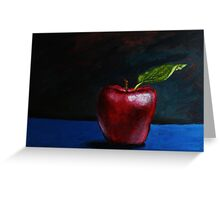 Apple - 30 Aug 2014 Greeting Card