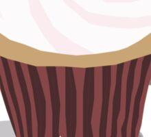 Dangerous Cupcakes Sticker