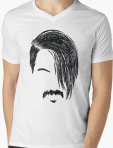 Anthony Kiedis Mens V-Neck T-Shirt