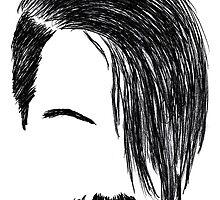Anthony Kiedis by rincondelabarba