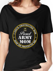 Army - Proud Army Mom Women's Relaxed Fit T-Shirt