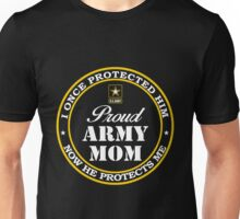 Army - Proud Army Mom Unisex T-Shirt