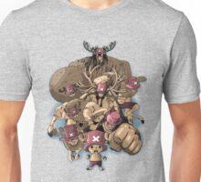 Chopper Transformation Unisex T-Shirt
