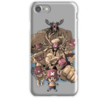 Chopper Transformation iPhone Case/Skin