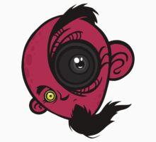 Black Eye Kids Tee
