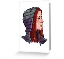 Natasha Greeting Card