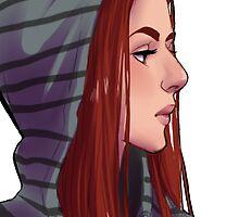 Natasha by andlatitude