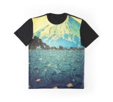 Waddling through Kennijo Lake Graphic T-Shirt