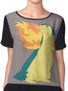 Pokemon Favorite #1: Typhlosion Chiffon Top