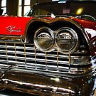 59 Plymouth Fury by Jeanette Varcoe.