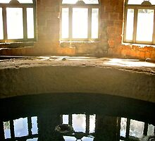 Boldt Castle Swimming Pool, 1000 Islands, New York, USA by Shulie1