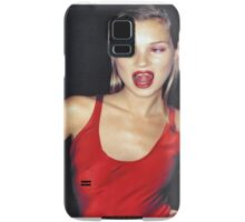 kate moss Samsung Galaxy Case/Skin