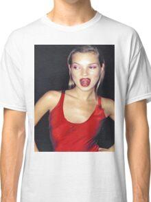 kate moss Classic T-Shirt