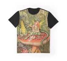 El Diario de un hada Graphic T-Shirt