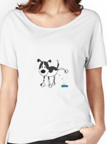 My cute dog Women's Relaxed Fit T-Shirt