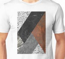 Marble abstract Unisex T-Shirt