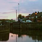 Evening at Castleford Lock........! by Roy  Massicks