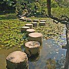 Heien Shrine, Kyoto. Japan by johnrf