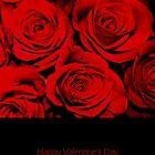 Red Roses - Valentine's Day  by RumourHasIt