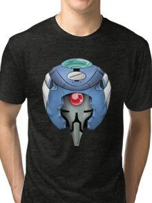 evangelion unit-00 Tri-blend T-Shirt