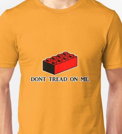 dont tread on me Unisex T-Shirt