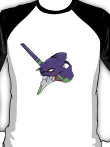 evangelion unit 1 head T-Shirt
