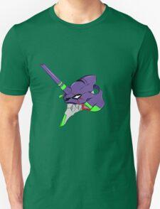 evangelion unit 1 head Unisex T-Shirt