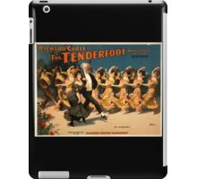 Tenderfoot - Strobridge - 1903 iPad Case/Skin
