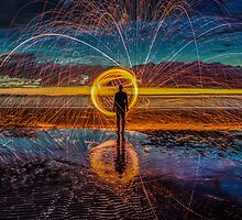 Sparks will fly by Paul Madden