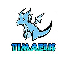 Timaeus Photographic Print